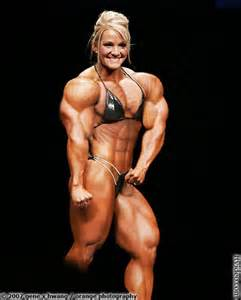 female muscle show picture 1