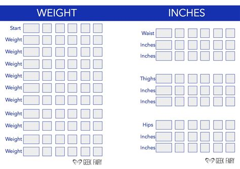 free weight loss shopping list picture 1