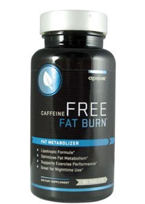 apex caffeine free fat burn reviews picture 3