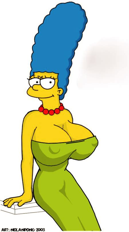 marge simpson breast feeding maggie picture 7