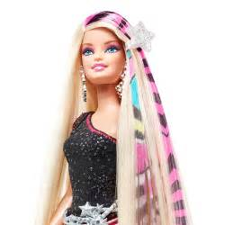 barbie style hair do picture 5
