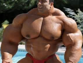 big muscle men picture 2