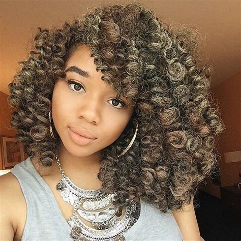 can you perm black hair just a few picture 6