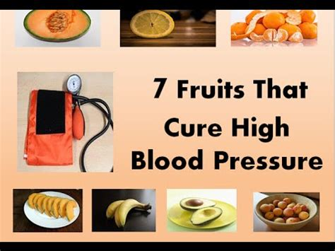 high blood pressure fruit picture 3