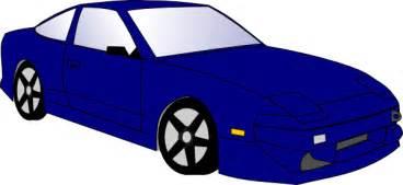 convertible car clip art picture 7