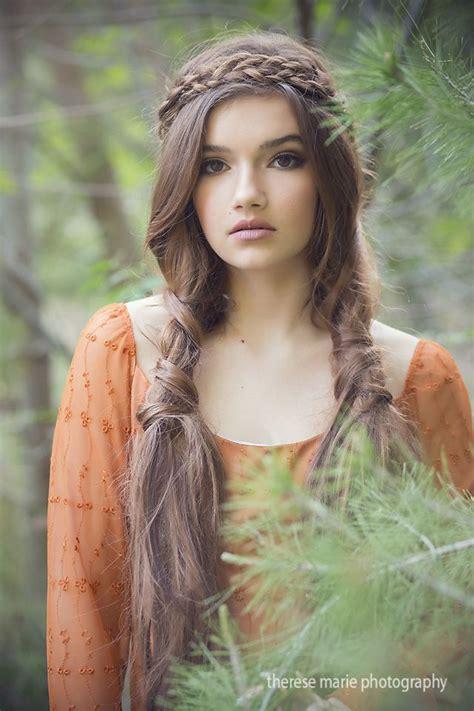 Bohemian hair picture 3