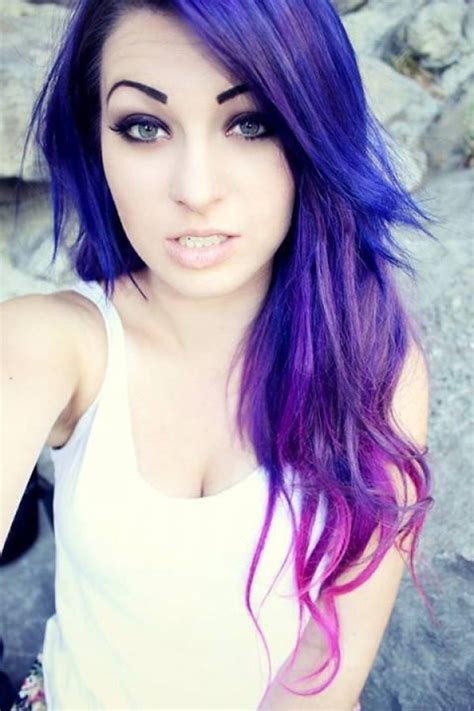 crazy colored hair picture 5