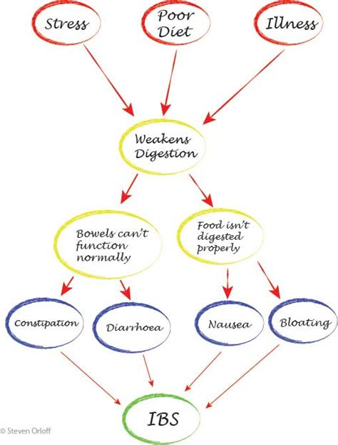 irritable bowel syndrome symptoms picture 13