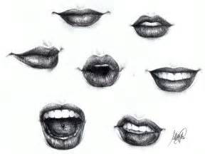 drawing lips picture 6