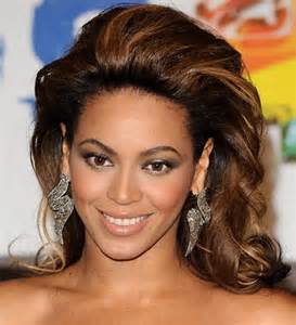 beyonce's real hair picture 5