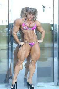 morphed women with muscular legs picture 7