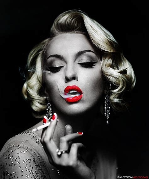 white lips by smoking picture 17
