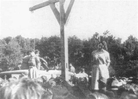 life of debauchary women hanged picture 3