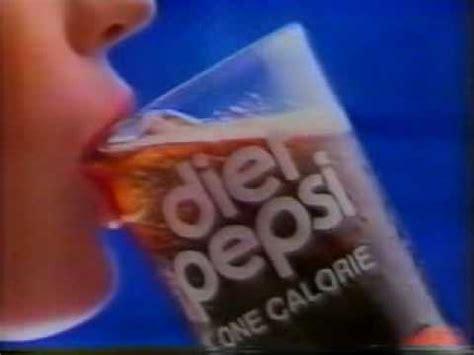 diet pepsi 1987 commercial picture 5