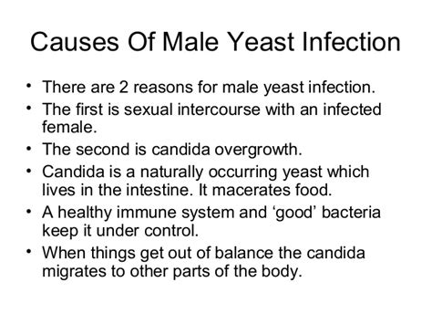 causes of yeast infections picture 9