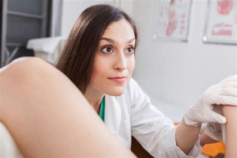 female doctor for genital exam picture 1