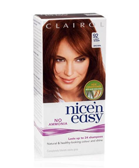 clairol hair chart picture 6