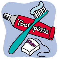 brushing teeth clipart picture 3