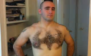 chest hair old man picture 14