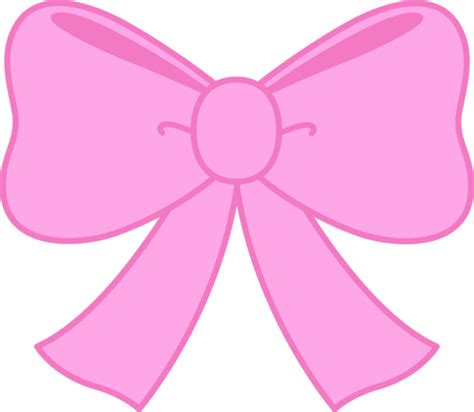 free hair ribbon clip art picture 13