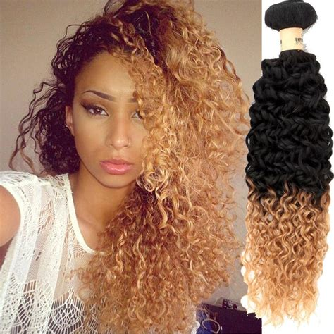 afro human hair weave picture 6