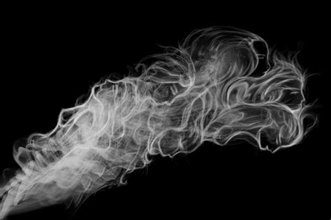 a picture of smoke picture 1