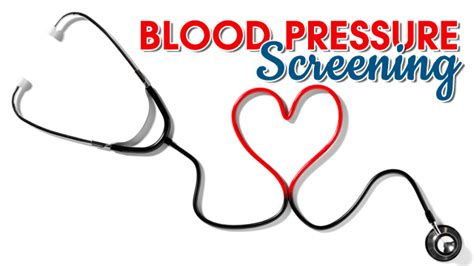 free blood pressure screening picture 7