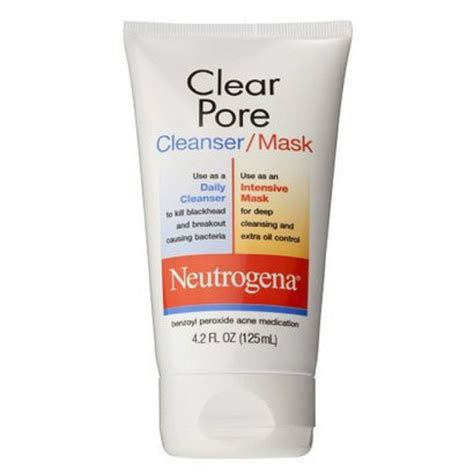 healthy skin free neutrogena cleanser mask picture 1