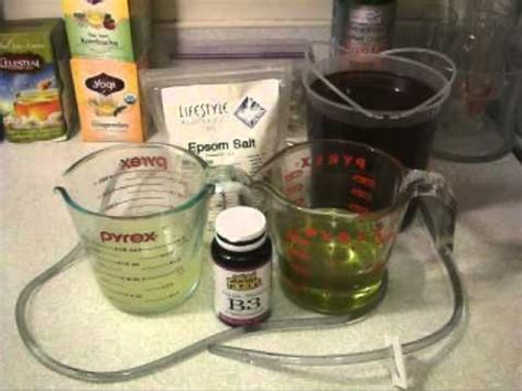 Virgin olive oil and epson salt colon cleanses picture 6