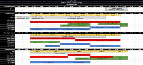 schedule picture 6