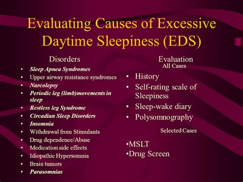 causes of excessive sleep picture 2