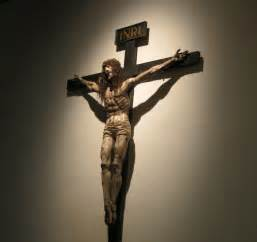 female crucified picture 6