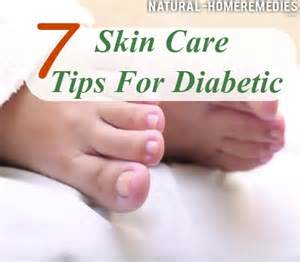 diabetes and skin care picture 1