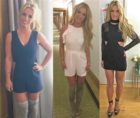 britney spears weight gain picture 3