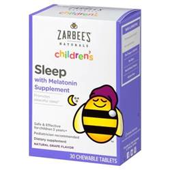 children's home remedy sleep aid picture 2