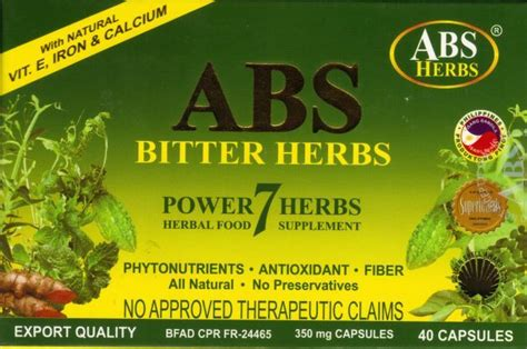 abs bitter herbs review picture 2