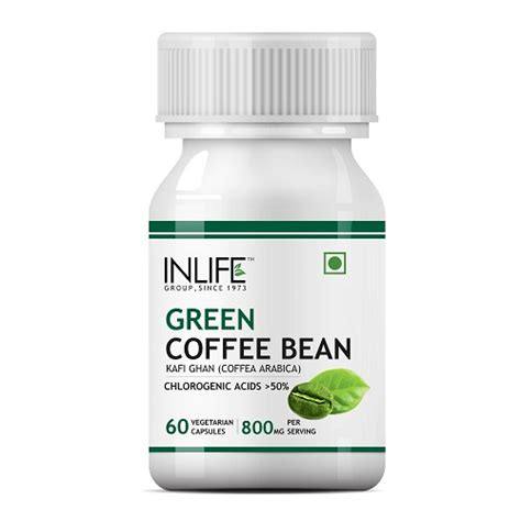 green coffee bean 50 chlorogenic picture 9