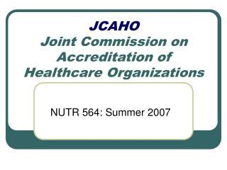 joint committee on accreditation of hospitals picture 2