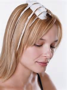 at home hair highlighting picture 3