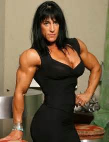 black female bodybuilder picture 2
