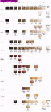 clariol hair color chart picture 11