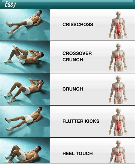 ab muscle exercise picture 1
