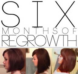 3 months to grow hair picture 1