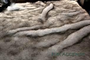 bear skin fur blanket picture 2
