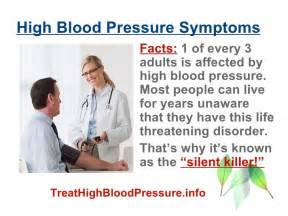sign and symptoms of high blood pressure picture 2