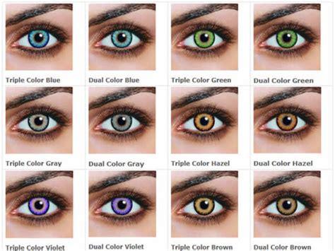 coloured contact lens non prescription picture 3