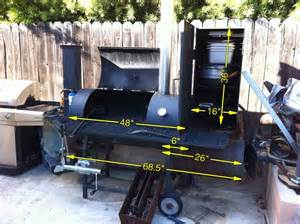 smoke stack bar-b-que picture 6