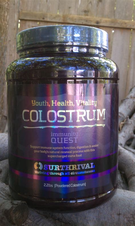 does colostrum help build muscle picture 3