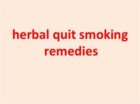 quit smoking ayurvedic medicine picture 1