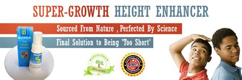 super-growth height enhancer price picture 6